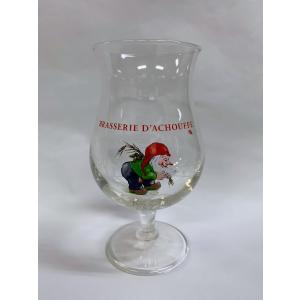 シュフビールをおいしく飲む共通専用グラスです。 高さ17cm 直形7.5cm 容量ライン250ml