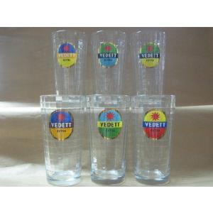 ヴェデット・エクストラ ホワイト330mlをおいしく飲む専用グラスです。 高さ14.5cm 直形8....