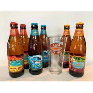 コナビールはハワイNO.1地ビールメーカーで、ハワイ島カイルア・コナ(通称:ビッグアイランドのコナ)...