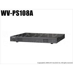 【WV-PS108A】Panasonic テルックカメラ8台用カメラ駆動ユニット (100m以内)(...