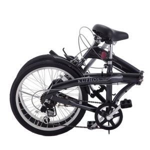 サカモトテクノ 折りたたみ自転車『20クーポス6S』ブルー|bcfujioka|02