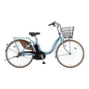 ブリヂストン 電動自転車 『アシスタベーシック』 24インチ (A4B16) マリノブルー|bcfujioka
