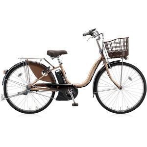 ブリヂストン 電動自転車 『アシスタDX』 24インチ (A4DC37) プレシャスベージュ|bcfujioka
