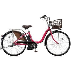ブリヂストン 電動自転車 『アシスタDX』 24インチ (A4DC37) ディープピンク|bcfujioka