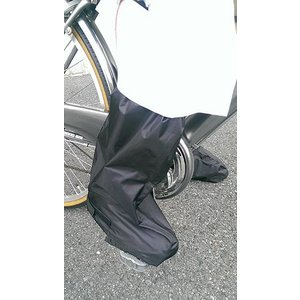 ♪送料無料♪ニッコー『完全防水自転車用シューズカバー(反射テープ付き)』Mサイズ|bcfujioka|04