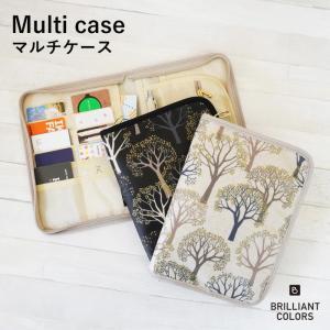 母子手帳ケース おしゃれ マルチケース 日本製  通帳 かわいい|bcolors