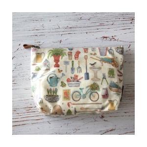 コスメポーチ 大きめ 北欧柄 プチプラ 日本製 プレゼント かわいい|bcolors
