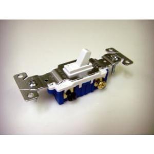 アメリカンスイッチ COOPER社公認 直輸入 3路スイッチ 15A-125V PSEマーク 3WS bcube