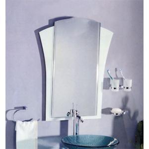 ミラー 鏡 洗面鏡 壁掛け フレーム付き 幅70×高90cm CD15 bcube