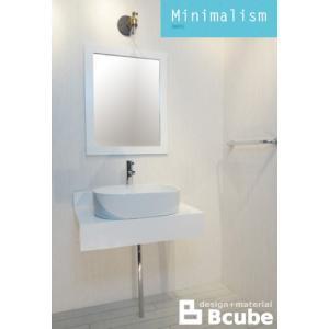 洗面台 交換 セット 混合水栓の7点セット MIN-3 INK-0504037Hset1|bcube