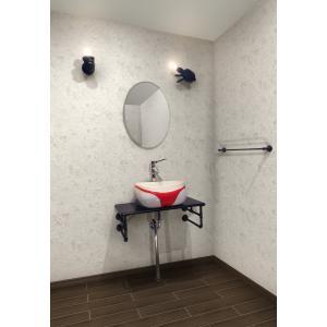 洗面台 交換 セット 混合水栓の7点セット OTH-1 INK-0504113Hset1|bcube