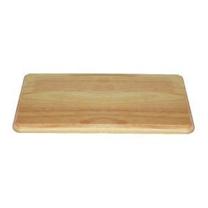 カウンター 天板 木製 ナチュラル 幅36.2×奥行20.8×厚み1.5cm INK-0504165H|bcube