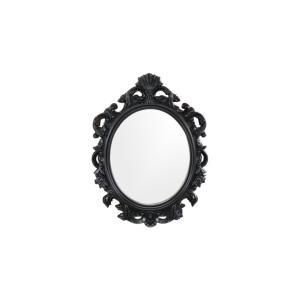 ミラー 鏡 壁掛け デコラティブ フレーム ブラック(黒) ヴィクトリアン 幅70×高93cm INK-0701014H bcube