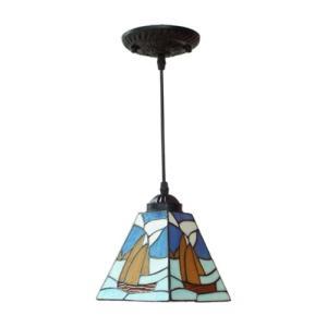 照明 天井 ペンダントランプ アイアン ステンドグラス 幅15.5×高97.5cm INK-1002006H|bcube