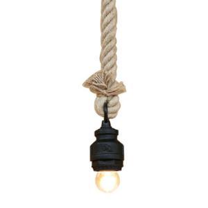 照明 天井 シーリングランプ アイアン ブラック(黒) 幅10×高135cm INK-1002030H|bcube