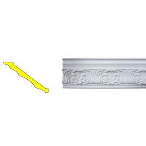 モールディング 装飾 デコラティブ廻り縁タイプ 室内 外装材 長さ240×高9.5cm INK-1301004G bcube