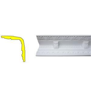 モールディング 装飾 デコラティブ廻り縁タイプ 室内 外装材 長さ240×高9.5cm INK-1301005G bcube