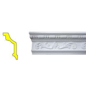 モールディング 装飾 デコラティブ廻り縁タイプ 室内 外装材 長さ240×高11.5cm INK-1301006G bcube