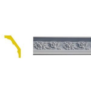 モールディング 装飾 デコラティブ廻り縁タイプ 室内 外装材 長さ240×高8cm INK-1301011G bcube