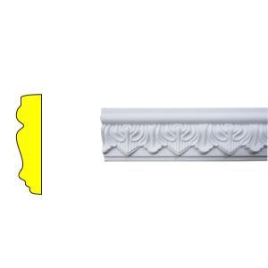 モールディング 装飾 デコラティブ巾木タイプ 室内 外装材 長さ240×高7.1cm INK-1302005G bcube