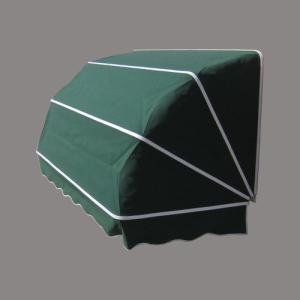 コーベルオーニング 日よけ 雨よけ ダークグリーン(緑)(大) 幅188×奥行92×高92cm INK-1601002H|bcube
