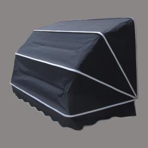 コーベルオーニング 日よけ 雨よけ ブラック(黒)(大) 幅188×奥行92×高92cm INK-1601005H|bcube