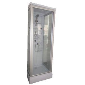 シャワーブース ABS製 ガラス:クリアタイプ 幅76.5×奥行76.5×高220cm INK-w01020010H|bcube