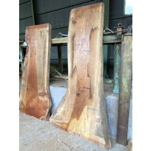 一枚板 ケヤキ 欅 無垢 天板 テーブル 幅55cm×長220cm KY-002|bcube