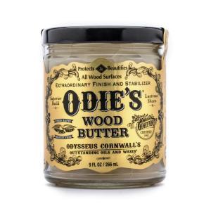 天然 自然素材 100% 植物性 撥水 ODIE'S WOOD BUTTER オーディーズ ウッドバター アメリカ製 OWB-266 bcube