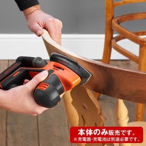 18V コードレスマウスサンダー(本体のみ) BDCDS18B【日本正規代理店品・保証付き】 bdkshop 02