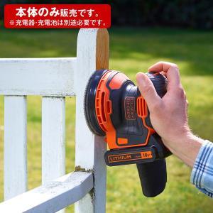 18V コードレスランダムオービットサンダー (本体のみ) BDCROS18B【日本正規代理店品・保証付き】|bdkshop|04