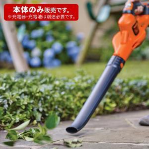 18V コードレスブロワー GWC18PCB【日本正規代理店品・保証付き】|bdkshop|04