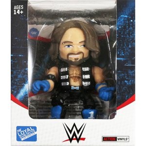 WWE AJ Styles(AJスタイルズ) Loyal Subjects Vinyl Figure|bdrop