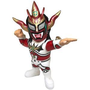 16dソフビコレクション009 新日本プロレス 獣神サンダー・ライガー(ノーマルカラー)|bdrop