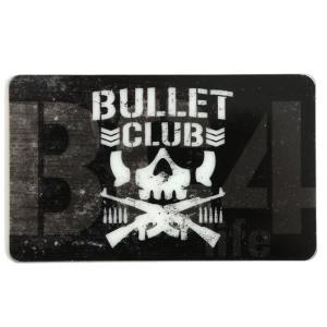 新日本プロレス NJPW 光るICカードステッカー BULLET CLUB|bdrop