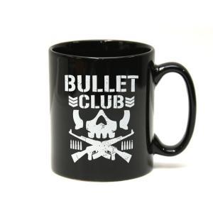 新日本プロレス NJPW マグカップ BULLET CLUB(ブラック)|bdrop