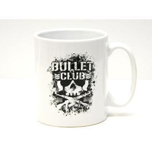 新日本プロレス NJPW マグカップ BULLET CLUB(ホワイト) bdrop