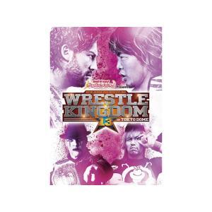 新日本プロレス NJPW WRESTLE KINGDOM 13 大会記念 パンフレット(2019) bdrop