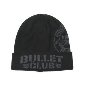 新日本プロレス NJPW BULLET CLUB ニットキャップ|bdrop
