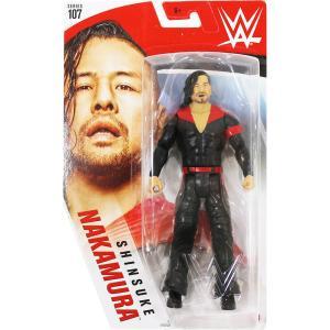 WWE Mattel Basic107 Shinsuke Nakamura(中邑真輔)|bdrop