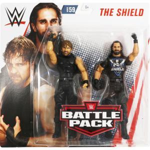 WWE ディーン・アンブローズ/セス・ローリンズのフィギュアです。 サイズ:ディーン・アンブローズ ...