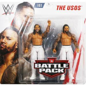 WWE BATTLE PACKS 61 The Usos(ウーソズ)|bdrop
