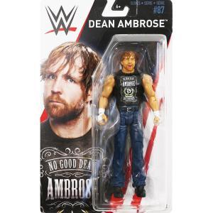 WWE Mattel Basic87 Dean Ambrose(ディーン・アンブローズ)|bdrop