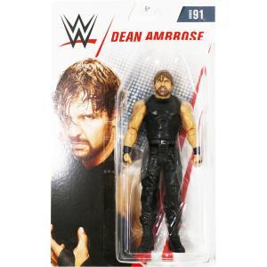 WWE Mattel Basic91 Dean Ambrose(ディーン・アンブローズ)|bdrop