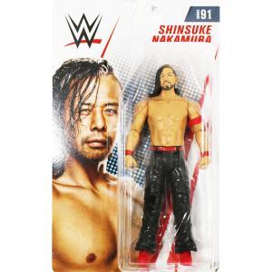 WWE Mattel Basic91 Shinsuke Nakamura(中邑真輔)|bdrop