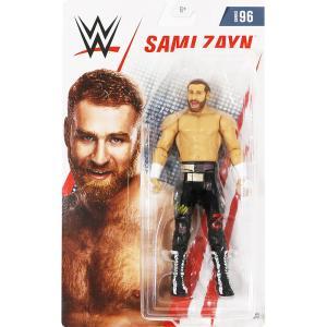 WWE Mattel Basic96 Sami Zayn(サミ・ゼイン)|bdrop