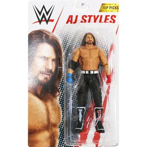 WWE AJ Styles(AJスタイルズ) Top Talent 2019 bdrop
