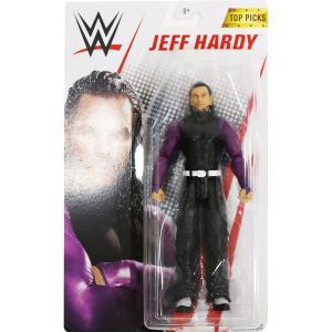 WWE Jeff Hardy(ジェフ・ハーディ) Top Talent 2019 bdrop