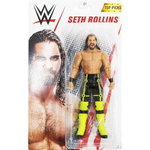 WWE セス・ローリンズのフィギュアです。 サイズ:約 17 cm 輸入品の為、パッケージの傷みや ...