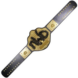 WWE nWo Spraypaint WCW レプリカ チャンピオンベルト|bdrop